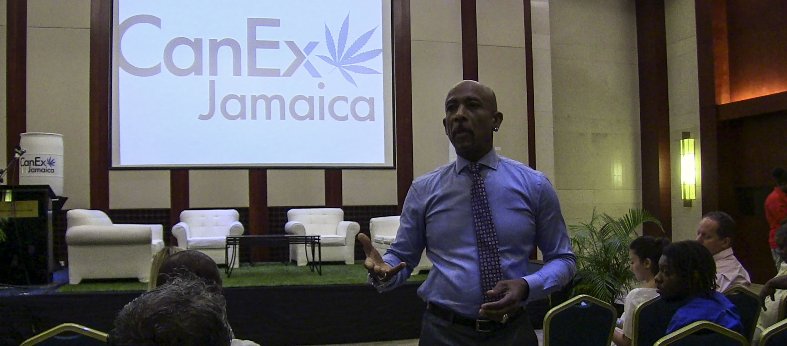 CanEx Jamaica - Montel Williams